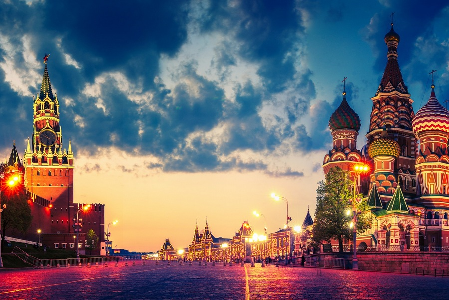 Things to see in moscow in one day