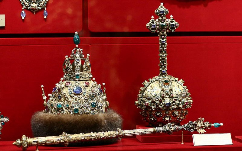 The diamond Fund of the Moscow Kremlin