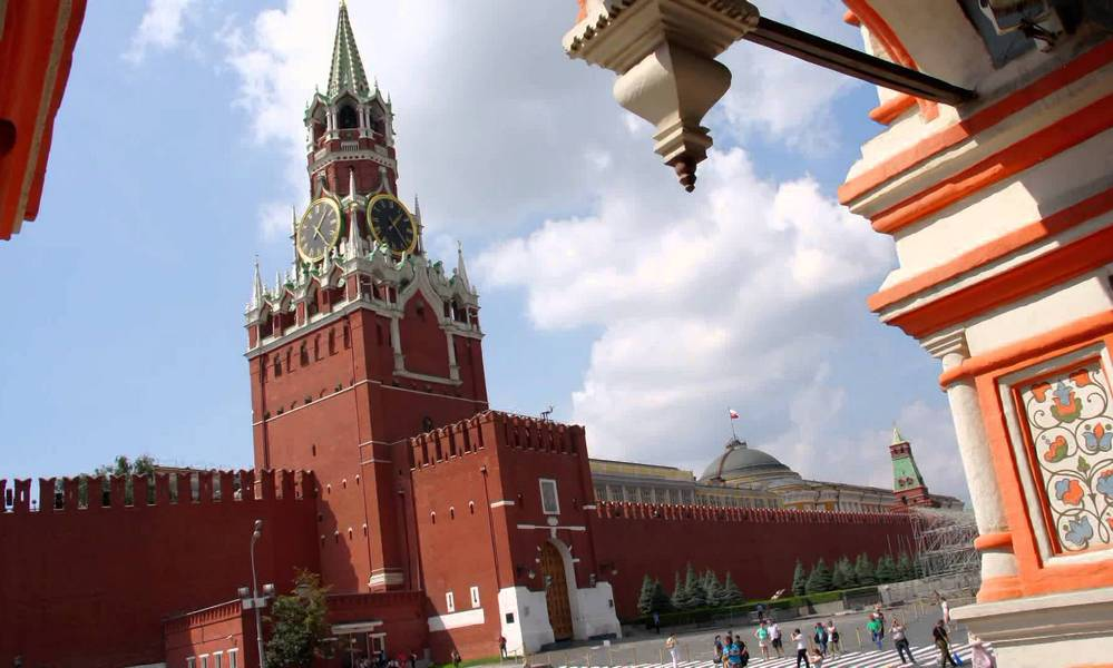Excursion to the Moscow Kremlin and Kremlin Cathedrals.